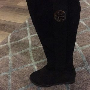 Tory Burch Shoes - Tory Burch suede boots NWOT